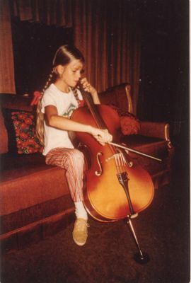 JenniferCello  kid