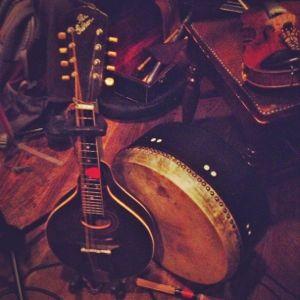mando bodhran fiddle