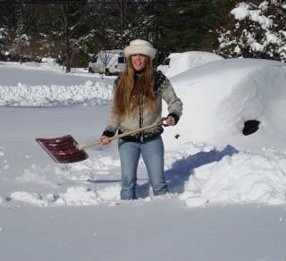 SNOW BUNNY - 3